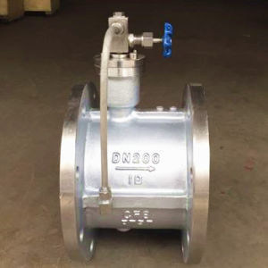 (HH46X/H) Buffer Damper Micro Resistance Slow Shut Butterfly Clapper Non Return Check Valve pictures & photos