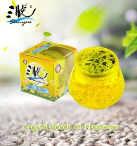 Crystal Air Freshener with Charming Scent (Lemon scent) pictures & photos