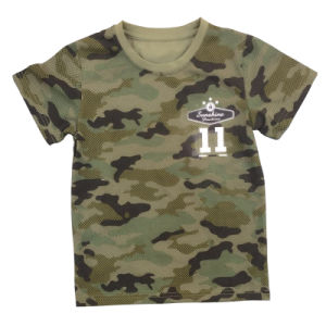 2017 New Design Fashion Boy T-Shirt in Kids Clothes pictures & photos