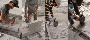 Angle Grinder for Granite/Marble/Sandstone/Concret (KD62) pictures & photos