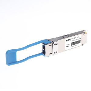 Buy the cost effective HP JG661A compatible 40GBASE-LR4 QSFP+ 1310nm 10km DOM Transceiver from OEM optical transceivers manufactuerer pictures & photos