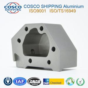 High Precision 6063-T5 Aluminium Profile with CNC Machining pictures & photos