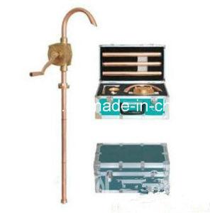 Non Sparking Manual Portable Oil Pump pictures & photos