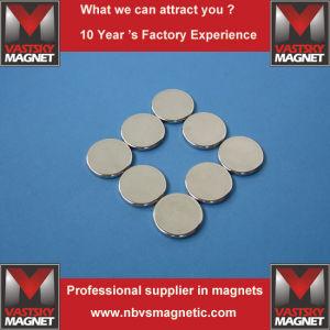 N25 N27 N28 N30 N35 10*2 Magnet for Packing Industries pictures & photos