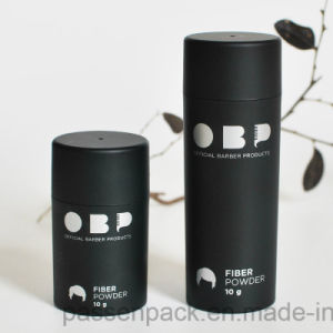 Matte Black Plastic Sifter Bottle for Hair Fiber Powder (PPC-PB-1701) pictures & photos