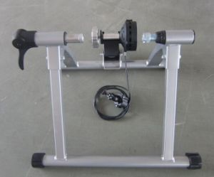 Manufacturer Promotional Price Steel Magnetic Indoor Bike Trainer for Sale pictures & photos