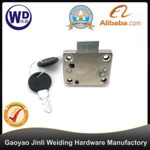 FL-5605 China Iron Furniture Drawer Lock pictures & photos