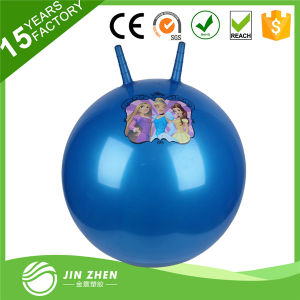 16p Free Hopper Toy Jumping Juggling Ball with Airpump