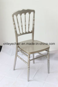 French Style Wedding Banquet Chair Plastic Napoleon Chair pictures & photos