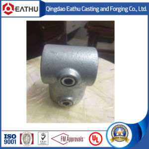 101 Short Tee Pipe Clamp Fitting Jm China pictures & photos