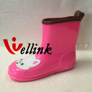Fashion Style High Quality Ladies Rainboots