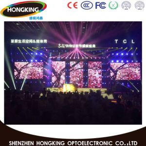 Hot Sales P6 Full Color Indoor Advertising LED Display Screen pictures & photos