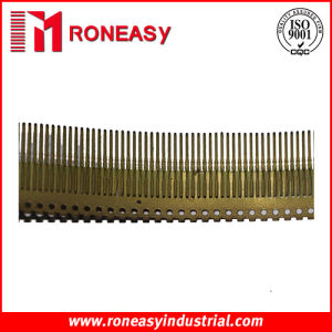 Precision Metal Progressive Die Stamping Strip (Model: RY-SS011) pictures & photos