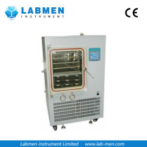 Df-12 Series Multi-Manifold Top-Press Vertical Freeze Dryer/Lyophilizer pictures & photos