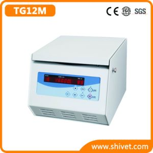 Veterinary Microhematocrit Centrifuge (TG12M) pictures & photos