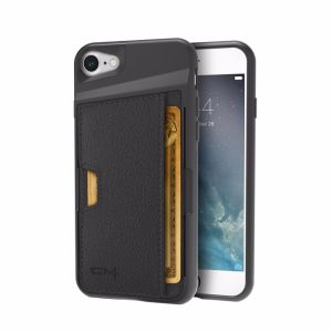 Texture Sides TPU Wallet Case with Card Kickstand for Samsung-C9-PRO pictures & photos