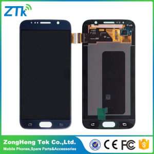 No Dead Pixel Phone LCD Assembly for Samsung Galaxy S6 pictures & photos