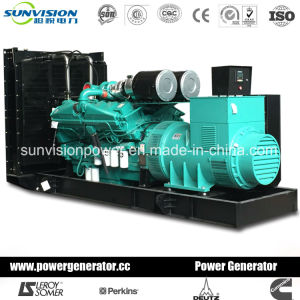 Mobile Generator Set From 20kVA to 1650kVA pictures & photos