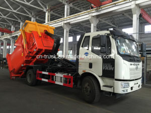 Chinese Good Quality 17cbm Waste Compression Transfer Station pictures & photos