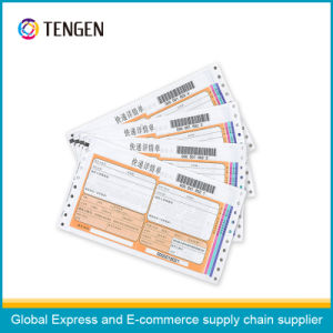 Express Used Delivery Waybill for Goods Tracking pictures & photos