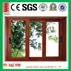 Heat Insulation Aluminum Sliding Glass Window