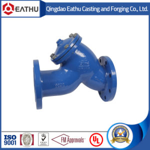 Ss316 Disc, PTFE Seat, 150lbs Ductile Cast Iron Lug Butterfly Valve pictures & photos
