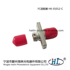 FC Fiber Optic Adapter Square Size for Optical Fiber Panel pictures & photos