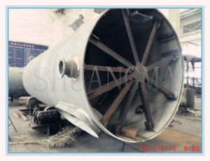 Welding Fabrication Barrel for Marine Engineering pictures & photos