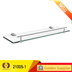 Good Quality Bathroom Accressories Sanitary Ware Bathroom Shelves (21005-1) pictures & photos