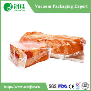 PA PE Clear Plastic Vacuum Bag for Food Packaging pictures & photos
