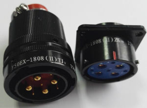 Mil-C-26482 Series Circular Electrical Connector pictures & photos