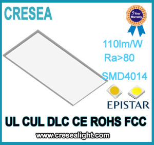 UL 36W 40W 45W 600*600/595*595 Square LED Ceiling Panel Light pictures & photos
