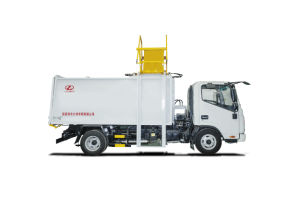 7L Garbage Truck pictures & photos