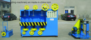 Triple Layer Wrapping Machine pictures & photos