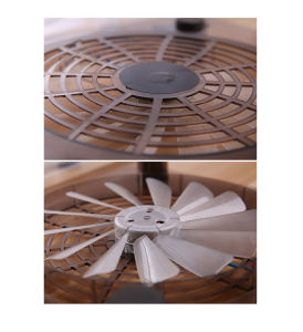 Colorful LED Light Mute USB Computer Cooling Fan pictures & photos