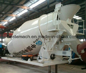 3 Ton Concrete Mixing Transport Truck pictures & photos