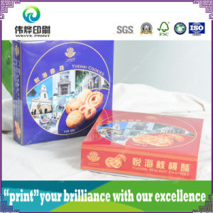 Coated Paper Printing Cookie Packaging Box pictures & photos