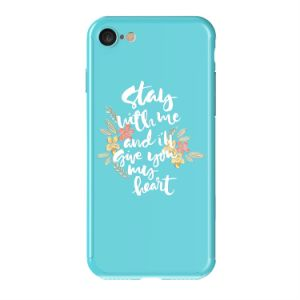 Hot Selling Colorful PC Hard Case Full Coverage Phone Cover for iPhone 7 pictures & photos