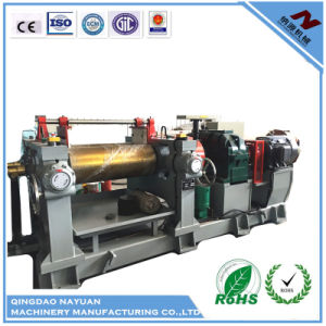 Rubber Crusher Machine/Scrap Tire Recycling Equipment pictures & photos