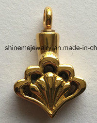 Imitation Jewelry Fashion Gold Perfume Necklace Pendant pictures & photos