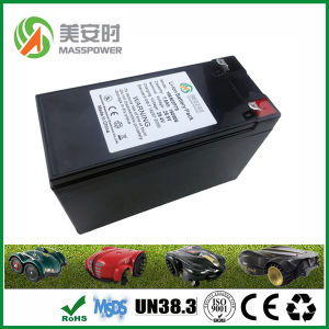 25.2V 6900mAh Robot Lawnmower Li Ion Battery pictures & photos