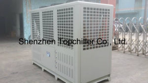 75HP Industrial Air to Water Chiller Machine for Extroplating Processing pictures & photos
