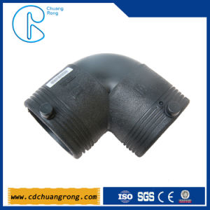 90 Degree Elbow Electrofusion Pipe Fitting pictures & photos