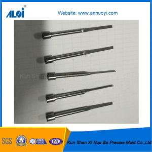China OEM Precision Tungsten Carbide Flat Pin pictures & photos