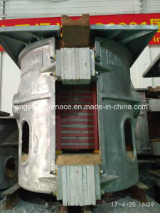 Induction Stainless Steel Melting Furnace pictures & photos