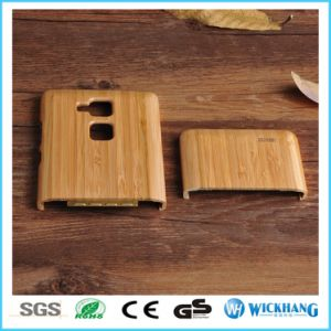 Natural Bamboo Wood Mobile Phone Case pictures & photos