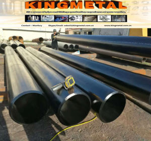 Seamless Cold Finished Steel Pipes for Boiler 15NiCuMoNb5/Wb36/1.6368/P22 pictures & photos