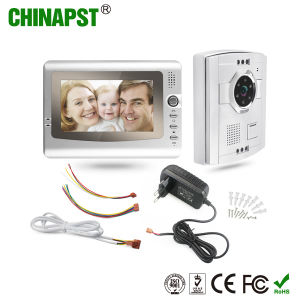 Handsfree Color Apartment/Home Intercom Wired Video Door Phone (PST-VD906C) pictures & photos