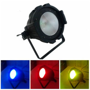 Smooth Coloration Stage LED PAR Light COB 150W RGB LEDs Wash Light PAR with 3-in-1 (Red, Green, Blue) Chip on Board pictures & photos