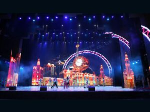 P6 indoor stage event show rental LED screen display pictures & photos